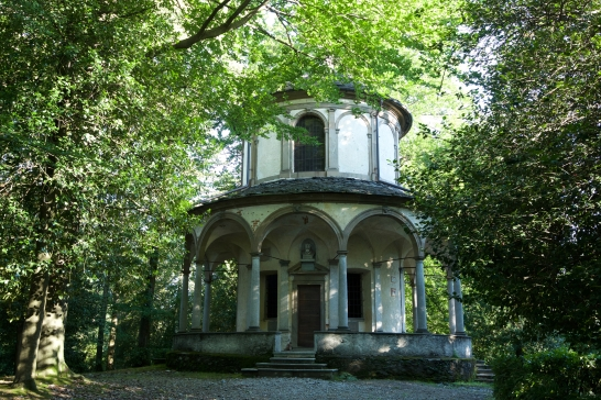 Chapel XII Sacro Monte Di Orta (Photograph by J. Ross Peters)