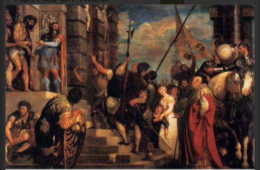 Titian, Ecce Homo
