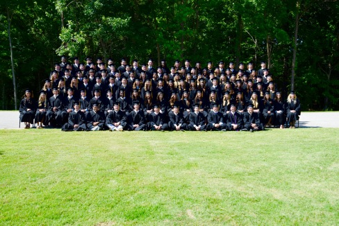 St. George's Independent School Class of 2016